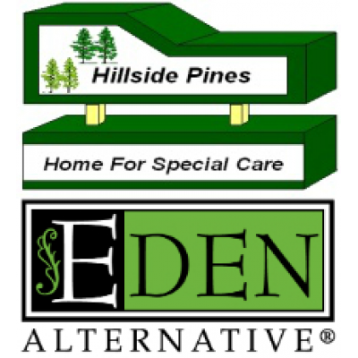 Hillside Pines Home for Special Care logo
