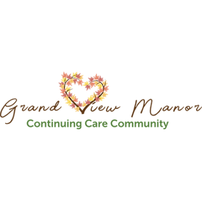 Grand View Manor logo