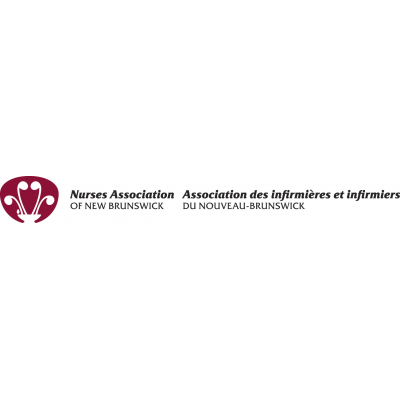 Nurses Association of New Brunswick logo