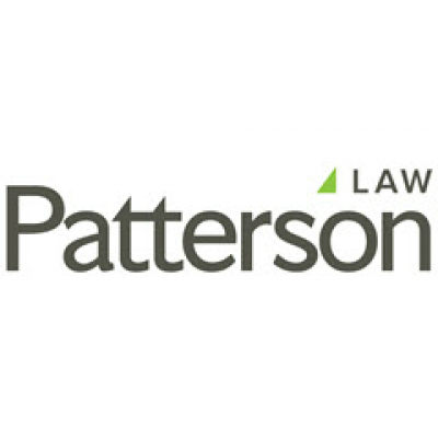 Patterson Law logo