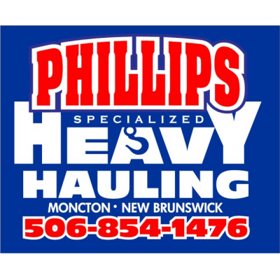 Phillips Specialized Heavy Hauling logo