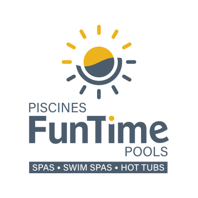 Piscines FunTime Pools logo