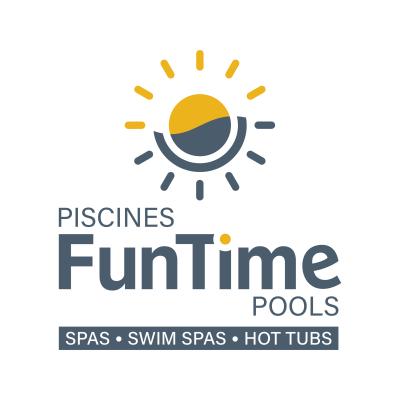 Piscines FunTime Pools logo