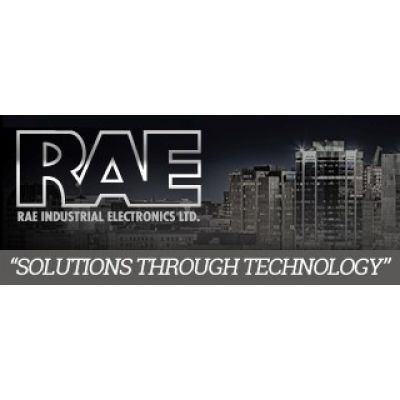 RAE Industrial Electronics Ltd. logo