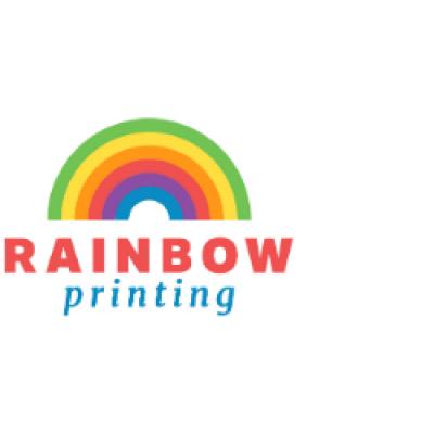 Rainbow Printing Ltd. logo