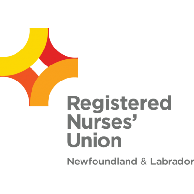 Registered Nurses' Union of Newfoundland & Labrador logo