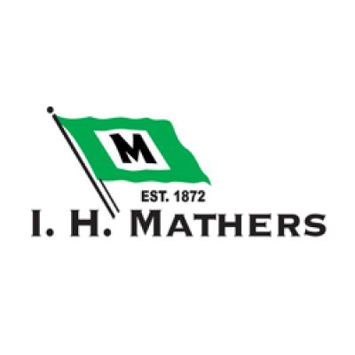 I. H. Mathers logo