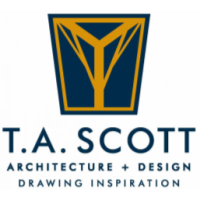 T. A. Scott Architecture + Design logo