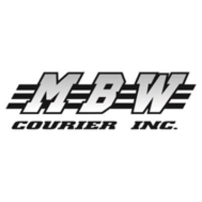 MBW Courier Inc logo
