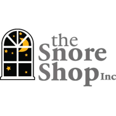 The Snore Shop logo