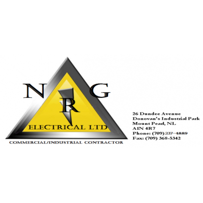 NRG Electrical Ltd logo