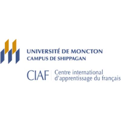 Centre international d'apprentissage du français (CIAF) de l'Université de Moncton, Campus de Shippagan logo