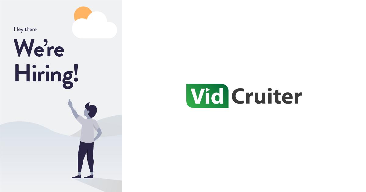 sales admin assistant job at vidcruiter careerbeaconcom