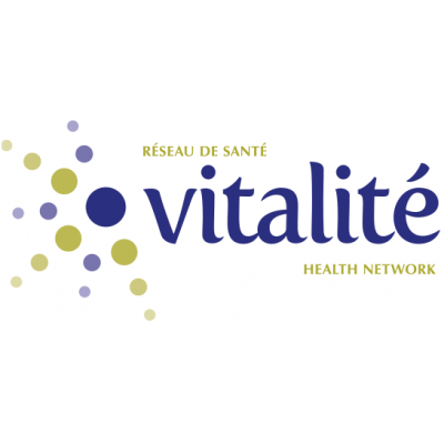 Vitalité - Zone 4 -  Nord-Ouest/Northwest logo