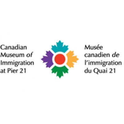 Canadian Museum of Immigration at Pier 21/ Musée canadien de l'immigration du Quai 21 logo