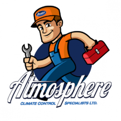 Atmosphere Climate Control Specialists logo