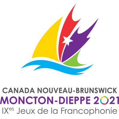 Jeux de la Francophonie 2021 logo