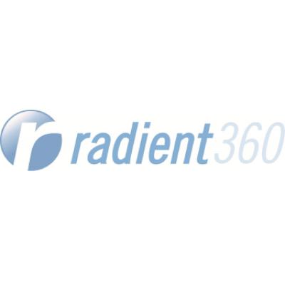 Radient360 logo