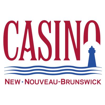 Casino New/Nouveau Brunswick logo