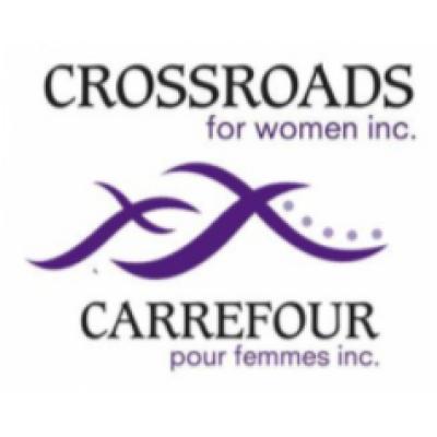 Crossroads for Women logo