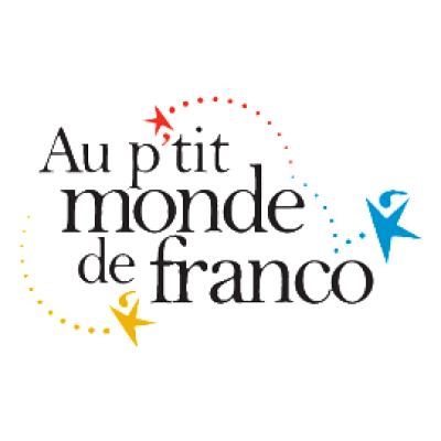 Au p'tit monde de franco inc. logo