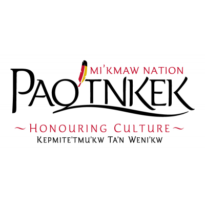 Paqtnkek Mi'kmaw Nation logo