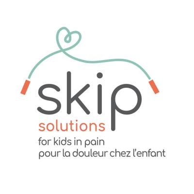 Solutions for Kids in Pain (SKIP) logo