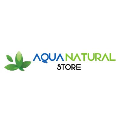 Aqua Natural Store logo