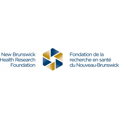New Brunswick Health Research Foundation (NBHRF)  logo