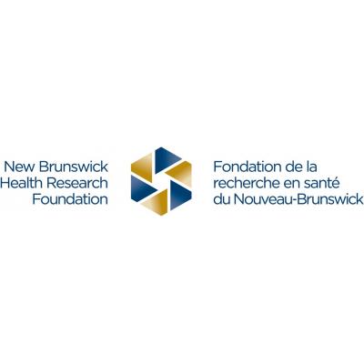 Fondation de la recherche en santé du Nouveau-Brunswick (FRSNB) logo