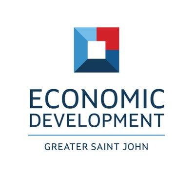 Economic Development Greater Saint John logo