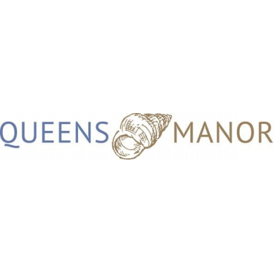 Queens Manor logo