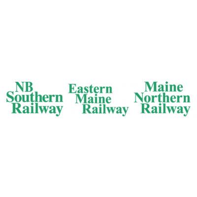 NBM Railways logo