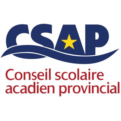 Conseil Scolaire Acadien Provincial logo