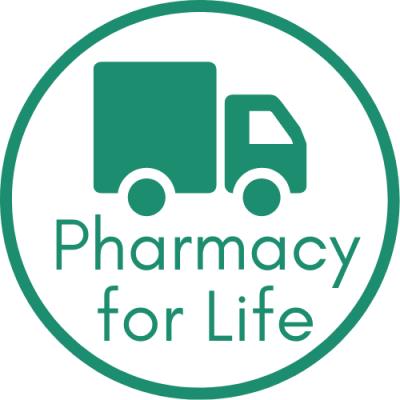 Pharmacy For Life logo