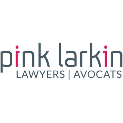 Pink Larkin logo
