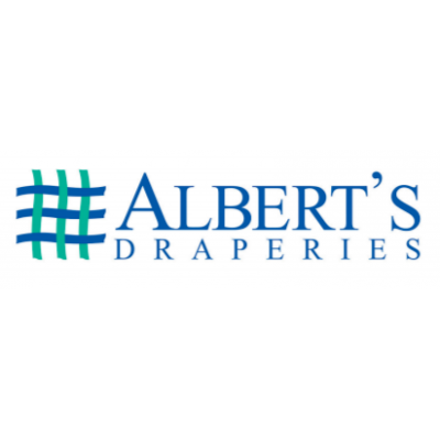 Albert's Draperies logo