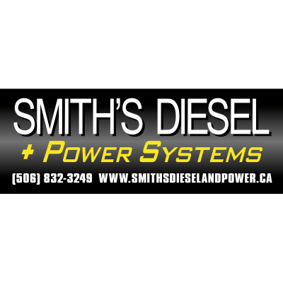 Smith's Diesel & Power Systems logo