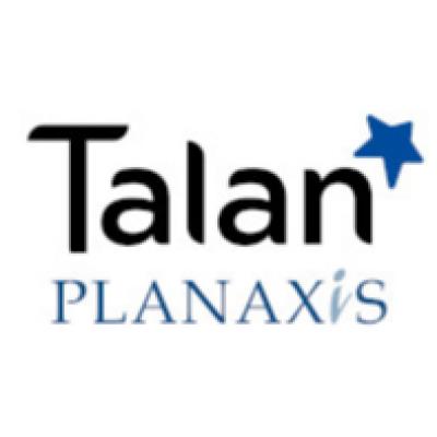 Talan   Planaxis   Groupaxis logo