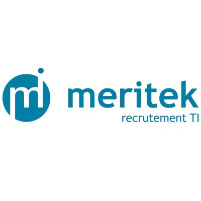 Meritek logo