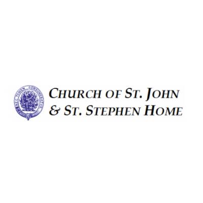 Church of St. John and St. Stephen Home logo
