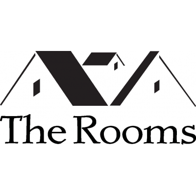 The Rooms logo