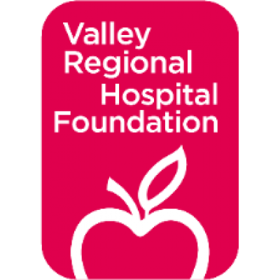 Valley Regional Hospital Foundation logo
