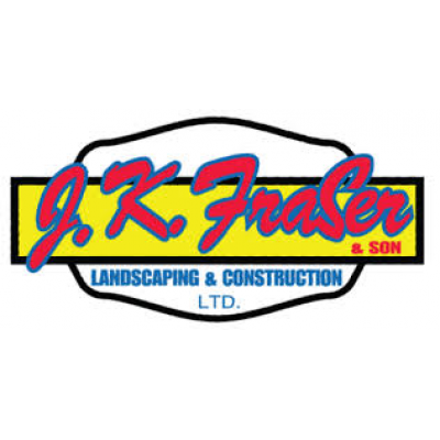 J K Fraser & Son Landscaping & Construction Ltd. logo