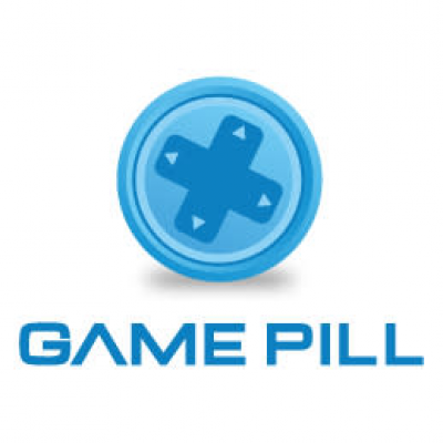 Game Pill logo