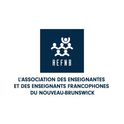 L'Association des enseignantes et des enseignants francophones du Nouveau-Brunswick (AEFNB) logo