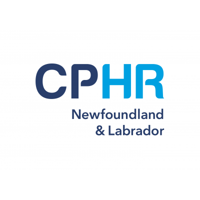 Chartered Professionals in Human Resources of Newfoundland and Labrador logo