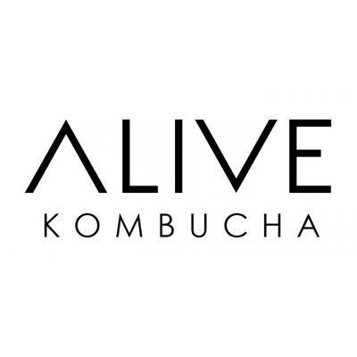 Alive Kombucha logo