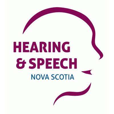 Hearing and Speech Nova Scotia (HSNS) logo