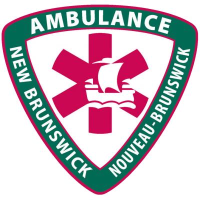 Ambulance New Brunswick / Ambulance Nouveau-Brunswick (ANB) logo